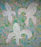 Couronne 11 2020  58 x 66 cm