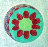 Macaron aux framboises, 10 2008